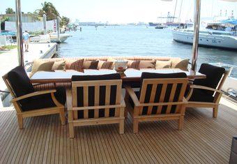 Triple Net yacht charter lifestyle