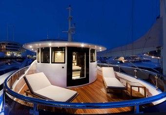 Gatsby yacht charter lifestyle