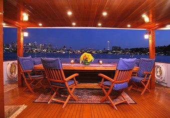 Kayana yacht charter lifestyle