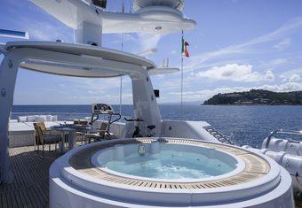 Deep Blue II yacht charter lifestyle