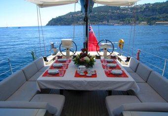 Silandra V yacht charter lifestyle