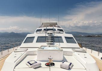 Antisan yacht charter lifestyle