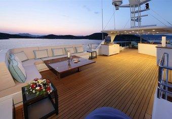 Ego yacht charter lifestyle