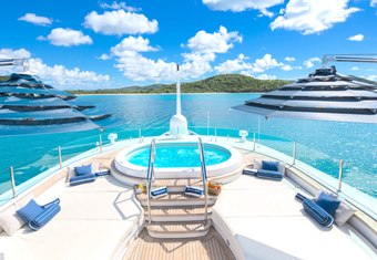 Andiamo yacht charter lifestyle
