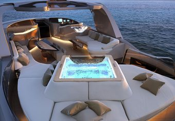 White Pearl yacht charter lifestyle