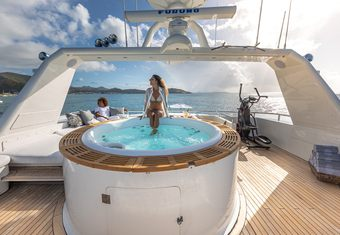 Lionshare yacht charter lifestyle