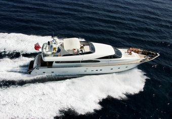 Jackie One yacht charter lifestyle