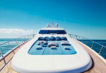 Belisa yacht charter lifestyle