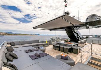 Mado yacht charter lifestyle
