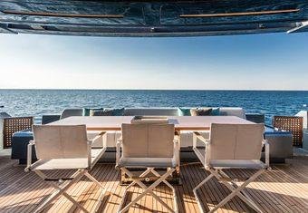 Ruzarija yacht charter lifestyle