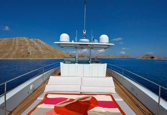 Kanga yacht charter lifestyle