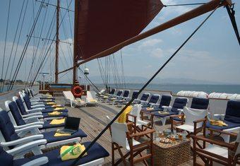 Galileo yacht charter lifestyle