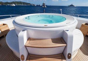 Bon Vivant yacht charter lifestyle