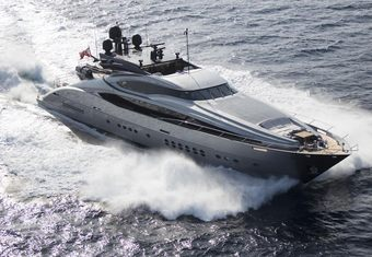 Silver Wave yacht charter lifestyle