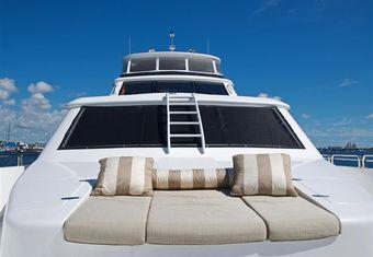 Lady Deena II yacht charter lifestyle