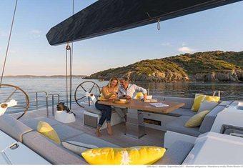 GIGI OF LYMINGTON yacht charter lifestyle