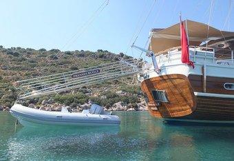 Prenses Bugce yacht charter lifestyle