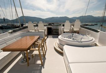 Fifth Avenue yacht charter lifestyle