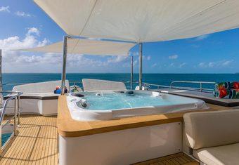 Lady Cope yacht charter lifestyle