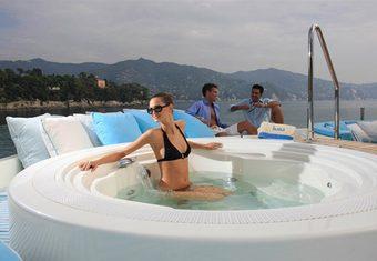 Hana yacht charter lifestyle
