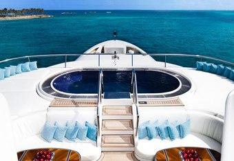 Lady E yacht charter lifestyle