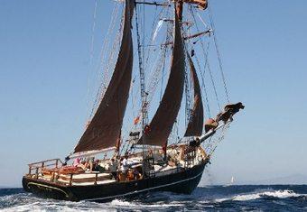 Rhea yacht charter lifestyle