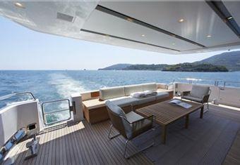 Indigo yacht charter lifestyle