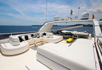 Vogue yacht charter lifestyle