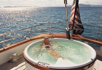 Arabella II yacht charter lifestyle