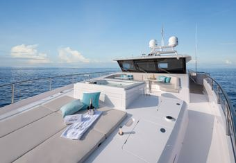 Impatient IV yacht charter lifestyle