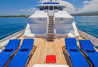 Tip Top IV yacht charter lifestyle