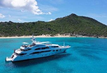 Latitude yacht charter lifestyle