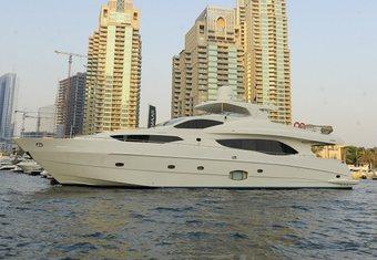 Infinity 7 yacht charter lifestyle