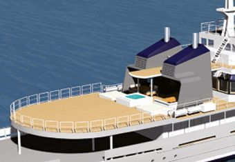 Enigma XK yacht charter lifestyle