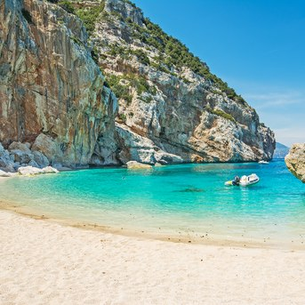Secret Sardinia: 7 of the best beaches to visit on a yacht charter