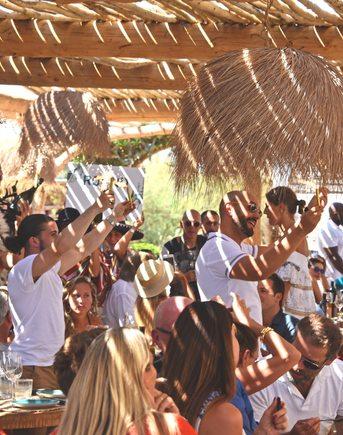 The best new St Tropez beach clubs 2020