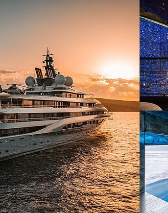 The world's most expensive charter yachts in 2021