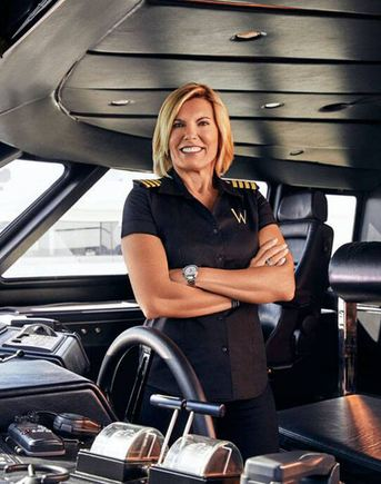 In conversation: Below Deck's Captain Sandy Yawn shares her insight on yacht charter