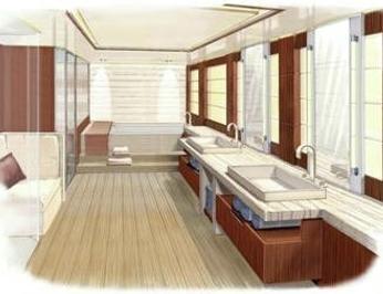 Artist's Impression - Master Bathroom