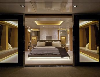 Master Stateroom - View Inside