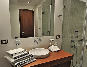 Shower Room - Detail