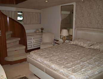 Stateroom - Stairs