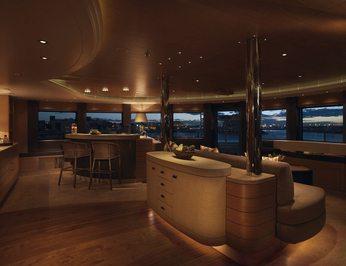 Observation Lounge Bar - Night
