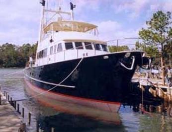 Neville Long Range Motor Yacht photo 4