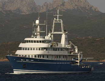 The Golden Shadow - Support Vessel