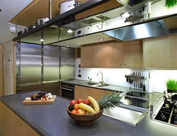 Galley - View
