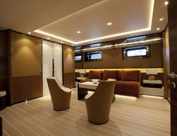 Master Seating Area