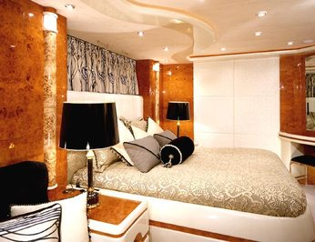 Neutral Guest Stateroom