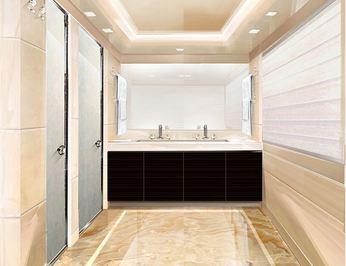 VIP Cabin ensuite facilities