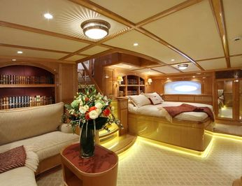 Master Stateroom - Seating Area